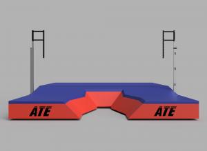 ATE Pole vault landing area